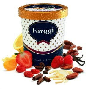 Publicidad Helados Farggi
