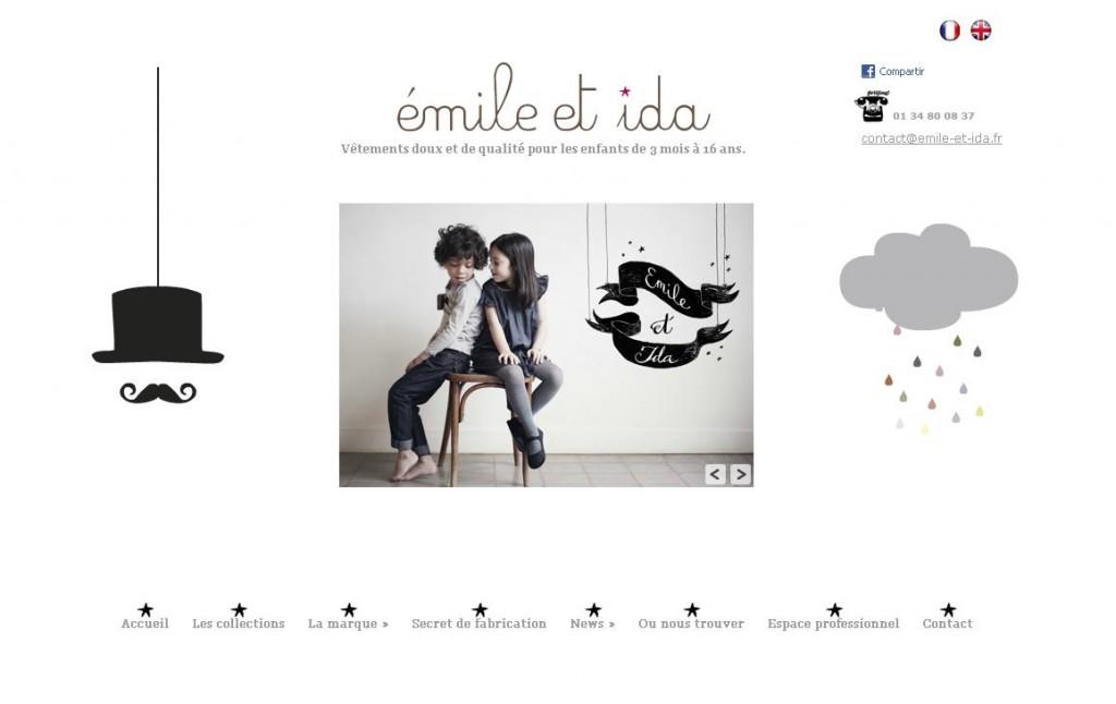 Diseño tienda ropa bebes v2