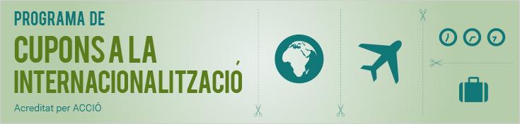 Agencias acreditadas ACCIO cupones internacionalizacion